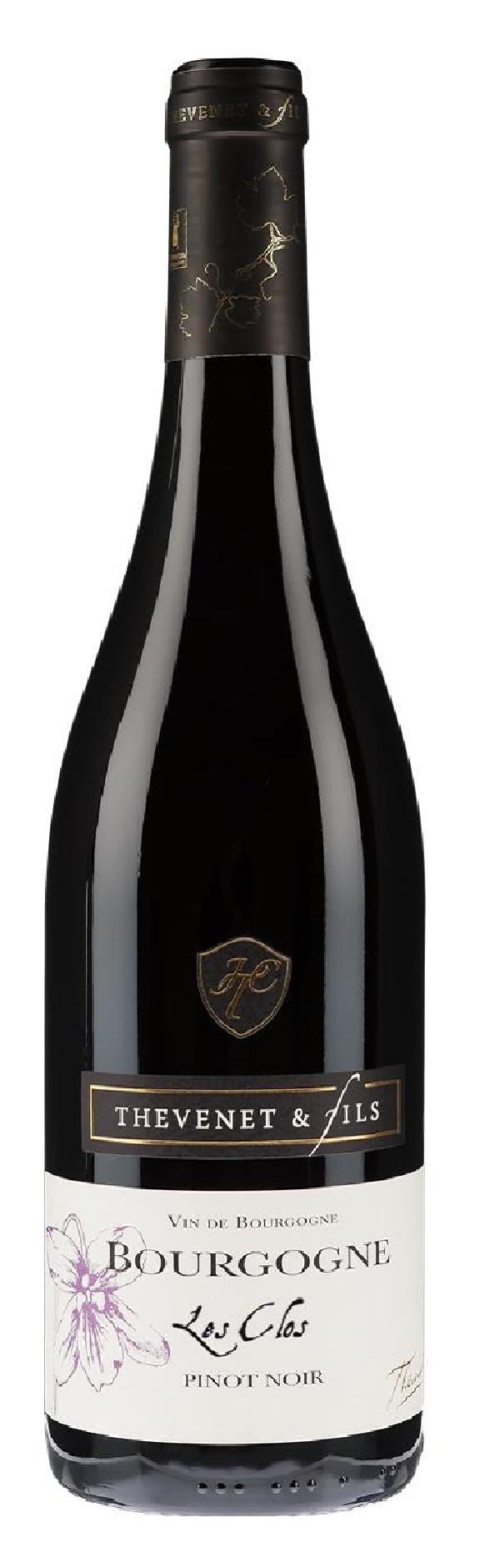 Bourgogne Pinot Noir <br />Les Clos